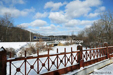 Original Photograph: Metro-North M7a 4334 appr Katonah IB