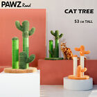 PAWZ Road Cactus Cat Tree Scratching Post Climbing Scratcher Tower Furniture Toy