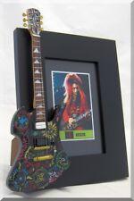 X-JAPAN HIDE  Miniature Guitar Frame NEW