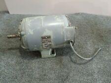 Brook Gryphon motor, F.83244 D, 220V, 3PH, 1720RPM, 1HP, B.S.170-39