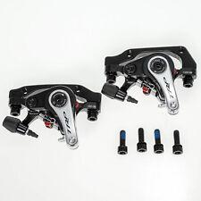 TRP SPYRE Road Alloy Mechancial Disc Brake Caliper Front /Rear or Pair W/O Rotor