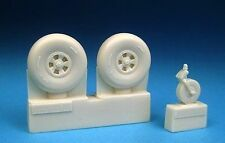 Barracuda R48138 1/48 Typhoon, Tempest Series I Wheel Set