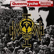 Queensryche OPERATION: MINDCRIME 180g LIMITED EMI-Manhattan Records NEW VINYL LP