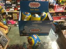 OFFICIAL THOMAS THE TANK ENGINE SOFT PLAY BALL THROW AND CATCH FROM 12m  new