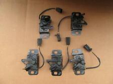 OEM Set of 5 2014-2018 GM GMC Cadillac Chevy Hood  Latch lock Assembly  84065954