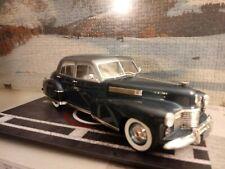 1941 Cadillac Fleetwood Series 60 Special Sedan Azul 1:18 MC Salvat Altaya