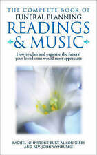 Complete Book of Funeral Planning, Readings and Music-ExLibrary
