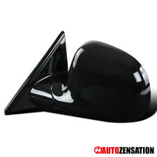 For 94-98 Chevy S10 Blazer Jimmy Black 1PC Power Left Driver Side View Mirror LH