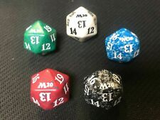 Core 20 M20 Set of all 5 Spindown Dice Free shipping! magic cards MTG  CNY