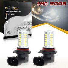 2X 9006 HB4 Epistar High Power LED White 6000K 80W Fog Light Driving Lamp Bulb