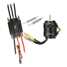 Brushless Motor 2958/4200KV 4 Poles W/O Water Cooling ESC for RC Marine Boat