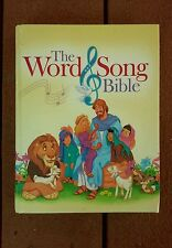 The Word & Song Bible by Stephen Elkins * 2004 HC * FREE SHIPPING