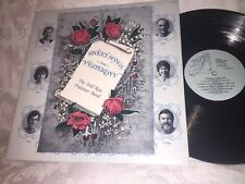 THE MILL RUN DULCIMER BAND - SWEET SONGS FROM YESTERDAY - 1984 DULCIMER BAND LP