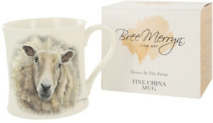 Bree Merryn Sheila Sheep Mug Boxed Down At The Farm