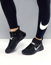 Mujeres Nike Air Zoom fuerte 2 SELFIE Talla 6.5 EUR 40.5 (001) AH8195 Negro/Plata