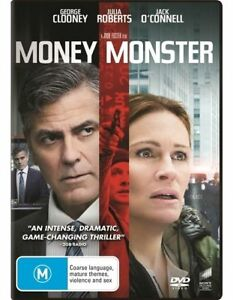 Money Monster : Julia Roberts : NEW DVD