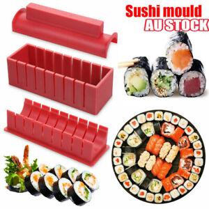 Japanese Rice Ball Cake Roll Mold Sushi Making Tools Sushi Maker Equipment Kit