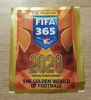 Panini 1 Tüte FIFA 365 2020 Bustina Pochette Pack Sobres Packet 20