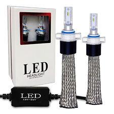 2x Fanless Seoul CSP 5202 LED Bulbs Fog Light Kit Super Bright 6000K Xenon White
