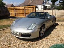 Boxster Convertible 75,000 to 99,999 miles Vehicle Mileage Cars