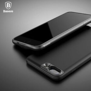 Baseus Ultra-Thin Power Bank Battery Backup Case Charger Cover For iPhone 7
