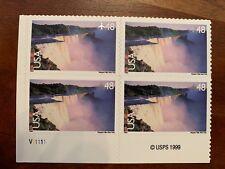 US, C133 48¢ - Niagara Falls - MNH Plate Block of 4