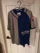Montreal Expos Starter Vintage Shirt Genuine Merch Poly/ Cotton  Large