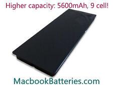 """Premium 13"""" black MacBook battery - a1181, a1185 for MacBook 5,2 4,1 3,1 2,1 1,1"""