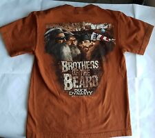 Men's A & E Duck Dynasty T Shirt Size Small (H28)