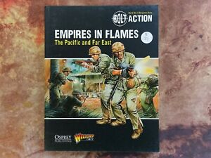 Empire in Flames - The Pacific and Far East - Bolt Action - Warlord Games