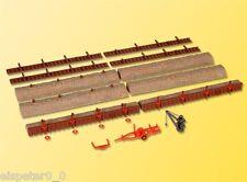 H0 Deko-Set Binnenhafen, Bausatz 1:87, Kibri 38528