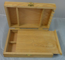 Savannah Quality Artist Storage Box Palette Brush Hold
