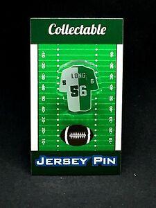 Philadelphia Eagles Chris Long jersey lapel pin-Classic Retro Collectable