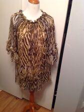 Reneta j Jungle Print Dress L