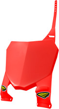 Cycra Front Number Plate Red for Honda 18-19 CRF250R 17-19 CRF450R CRF450RX