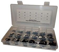 Captain O-Ring - 250pc Universal SAE O-Ring Assortment Set Kit -Assembled in USA