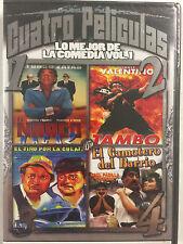 Lo Mejor De VOL 1; Camotero Del Barrio/Tambo/Narco Naco 2/Tiro Por La Culata DVD