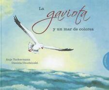La Gaviota y Un Mar de Colores (Spanish Edition)-ExLibrary
