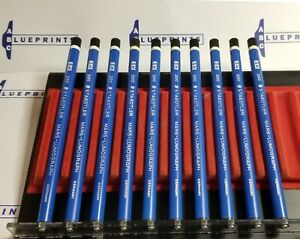 Staedtler Mars-Lumograph 2mm 7H Lead Refills 2 Count