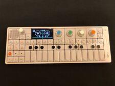 Teenage Engineering OP-1 Keyboard Synthesizer Sequencer Drum Machine