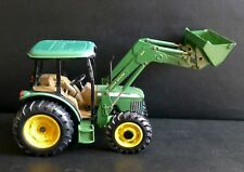 Ertl John Deere 541 Front Loader Farm Tractor Diecast Toy 1:16 Scale