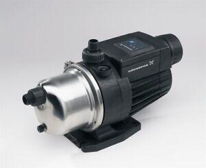 Grundfos MQ3-35 115v Pressure Booster Pump 3/4 Hp 49 Max PSI -96860172Free Ship