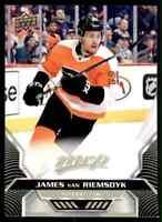 2020-21 Upper Deck MVP James Van Riemsdyk #130