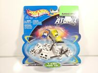 Micro Hot Wheels Atomix 2003 Camo Squad Mattel Micro Vehicles Military Set