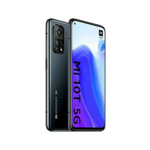Xiaomi Mi 10T NEUF Scellé 128Go Noir Cosmique (Déverrouillé) garantie 10/06/23