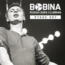 Bobina - Russia Goes Clubbing Stage 007 NEW CD