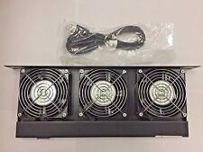 Cooling Fan Module for 19 inch Rack Mount Equipment
