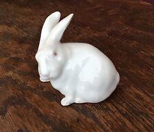 "Royal Copenhagen Rabbit / Bunny Figurine #1691 - 2 1/4"" tall x 2 1/2"" long"