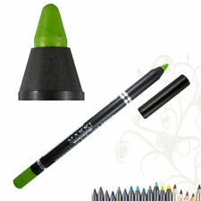 Maquillage verts waterproof crayon pour les yeux