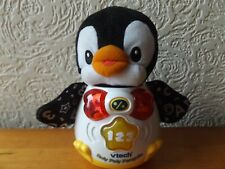 VTECH  ROLY POLY PENGUIN WITH MUSIC.